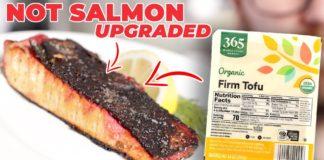Making a REALISTIC Vegan SALMON using Kenji Lopez-Alt Salmon Recipe