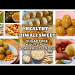 Protein Laddu- No Sugar No Deep frying |Healthy Diwali Sweet Recipes |Sugar Free Sweets|Diet Recipes