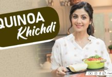 Quinoa Khichdi | Shilpa Shetty Kundra | Healthy Recipes | The Art of Loving Food