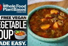 THE BEST VEGETABLE SOUP 🍲 Deliciously simple recipe to warm your soul!