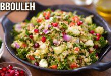 Tabbouleh Salad   How To Make Tabbouleh   Easy Salad Recipe   Herb Salad   Ruchi