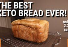 The BEST Keto Bread EVER! | Keto yeast bread | Low Carb Bread | Low Carb Bread Machine Recipe
