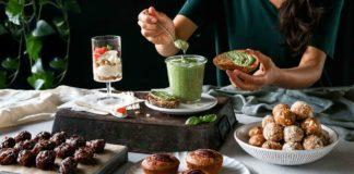 VEGAN SNACKS » easy + healthy (meal prep)