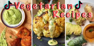 Vegetarian Recipes That Are Actually Delicious! TikTok Compilation