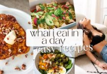 What I Eat In A Day 2021 | healthy, gluten free, easy recipes that taste GOOD!